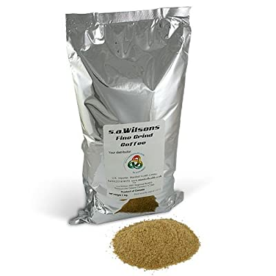 saWilsons Fine Ground Coffee 1 Kilo (Certified Organic in Canada) by Manifest Health Limited