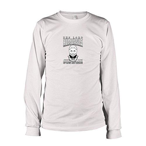 Mad Shirt Kostüm Max - TEXLAB - Lord Humungus - Langarm T-Shirt, Herren, Größe XXL, weiß