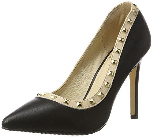 La Strada 961489, Escarpins femme Schwarz (Black)