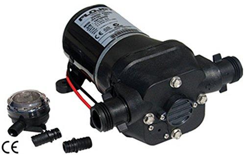 JABSCO FLOJET Pumpe Kraftstoffpumpe TRANSFER ÖLHALTIGEM Wasser R4105 BOOTFAHREN Versorgung und -