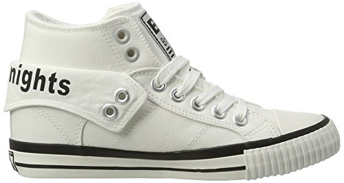 British Knights Roco, Sneakers basses femme Weiß (Off White)