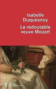 La redoutable veuve Mozart par Duquesnoy