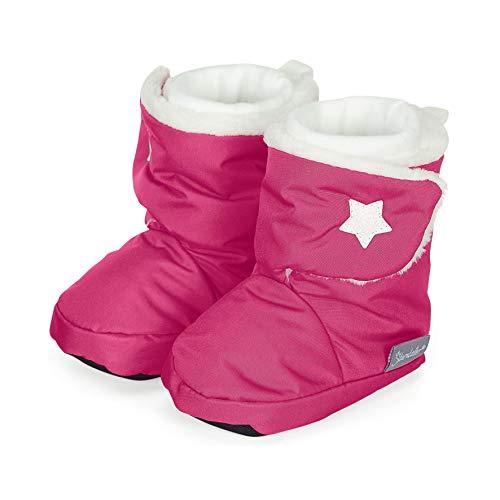 Sterntaler Mädchen Baby-Schuh Stiefel, Pink (Magenta 745), 22 EU