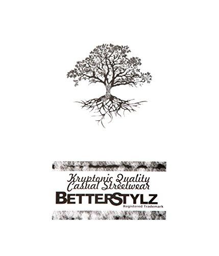 Betterstylz AntonioBZ Chino-Jogger Pantalon UNI Homme 3 couleurs (S-XXL) Noir