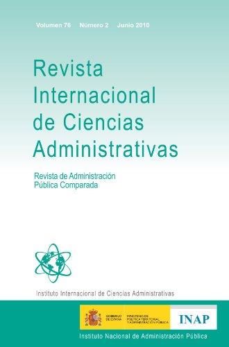 Revista Internacional de Ciencias Administrativas Volumen 76 Numero 2