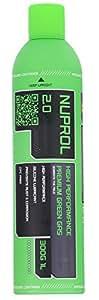 Gaz Airsoft NUPROL premium green gaz 2.0
