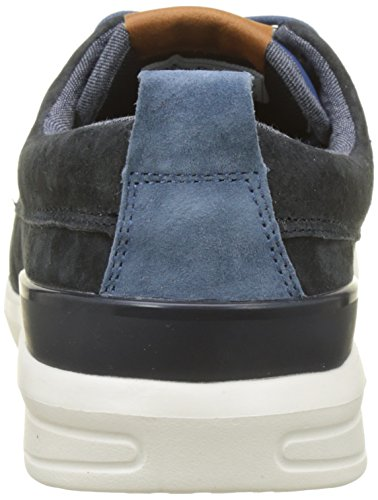 Pepe Jeans London Jayden Deck, Sneakers Basses Homme Bleu (Marine)