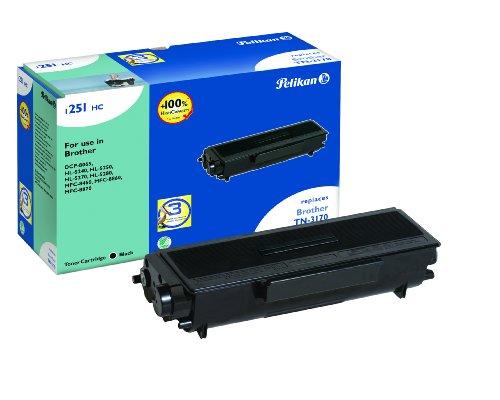 Preisvergleich Produktbild Pelikan Toner-Modul 1251 ersetzt Brother TN-3170, Schwarz, 7000 Seiten