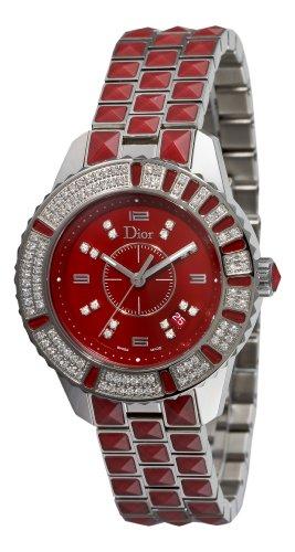 Christian Dior cd11311hm001–Uhr (Dior Damen Christian Uhr)