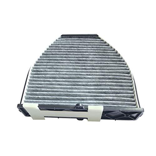 heacker Auto Kabine Effiziente Klimaanlagen-Filter Actived Carbon-Luftfilter Ersatz für Mercedes W212 E350 GLK350 CUK29005