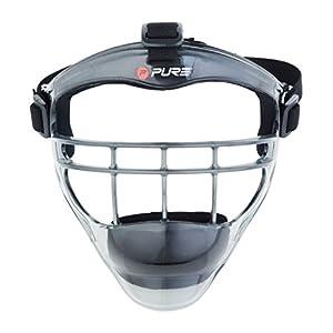 Pure 2Improve Gesichtsschutzmaske für Kinder und Jugendliche, grau