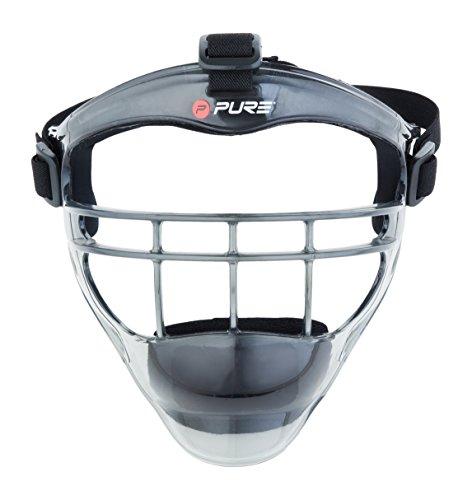 Pure 2Improve Gesichtsschutzmaske für Kinder und Jugendliche, grau -