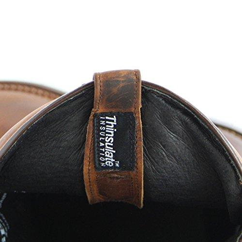 Sendra Boots , Bottes et bottines cowboy homme Tangerine