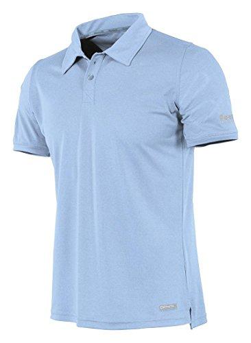 Reece Hockey Darwin ClimaTec Polo Unisex - Sky Blue, Größe Reece:152