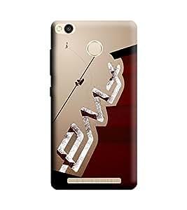 Bastex Designer / Printed / Customized Cases / Back Cover For Redmi 3S Prime