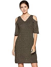 AND Women's A-Line Knee-Long Dress