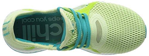 adidas Pureboost X, Scarpe da Corsa Donna Multicolore (Turquesa / Verde / Blanco (Halo / Verimp / Seliso))