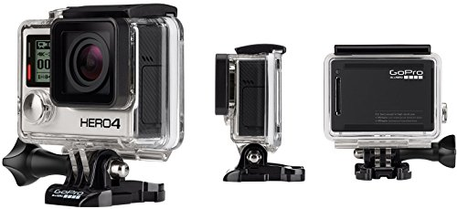 GoPro HERO4 Black Helmkamera - 5