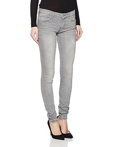 LTB Jeans Damen Jeanshose Clara Grau (Dia Wash 51083)