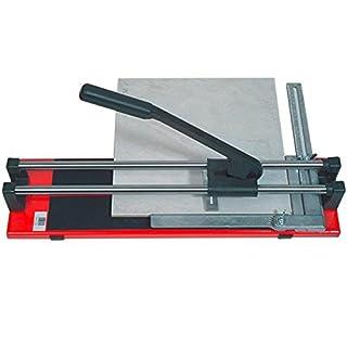 Stubai 418530 Alufix Tile Cutting Machine with Diagonal Square, Silver/Red/Black, 300 mm