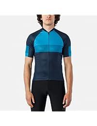 Giro Chrono Expert Jersey Men shred blue jewel 2016 Trikot kurzärmlig