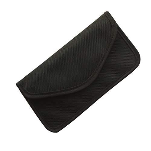 kokiya GPS Signal Tracking Blocker/Jammer Pouch Tasche Verhindert Das Telefon Tracking - Schwarz - Wifi-jammer