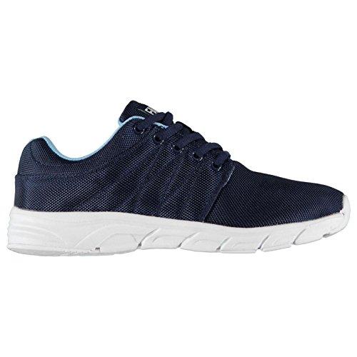 Fabric Enfants Reup Runner Chaussures Baskets Sport Casual Bleu Marin/Bleu