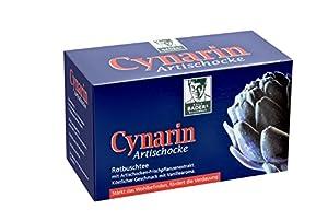 BADERs Cynarin Artischocke. Thé rooibos cynarine artichaut. Apporte du bien-être, stimule la digestion. Detox. Vegan. No gluten. Pack avantage 2 x 20 sachets.