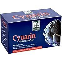 BADERs Cynarin Rotbuschtee aus der Apotheke. Mit Artischockenextrakt. Für Wohlbefinden und Verdauung. 40 Aromaschutz-Teebeutel. Pharmazentralnummer: 04384575