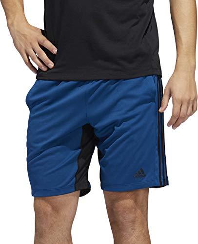 adidas Herren 4K_SPR A 3ST 9 Kurze Hose, Mehrfarbig (Marley/Negro), XL (4 Männer Hose 3)