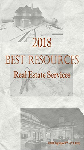 2018 Best Resources for Real Estate Services (English Edition)