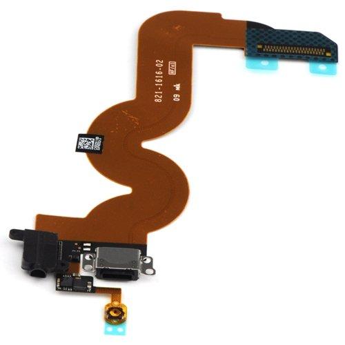 BisLinks® Weißes Ladeanschluss Dockverbindungsstückflexkabel für iPod Touch 5 Schwarz (Ipod Touch 5g Wifi)