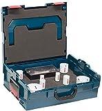 Bosch Professional Lochsägen-Set progressor in L-Boxx, 11-teilig, weiß, inkl.