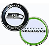 Seattle Seahawks Ball Marker Set