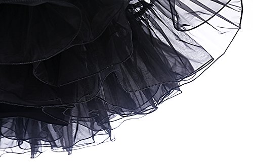 Dresstells 50er Petticoat Reifrock / Unterrock für Rockabilly Kleid - 6