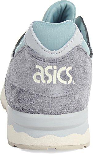 Asics Tiger - Baskets en Gel-Lyte V Pour Homme Black/Blue Surf