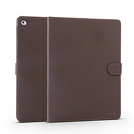 Qinda Retro Style Smart Flip Case cover for Apple iPad 9.7