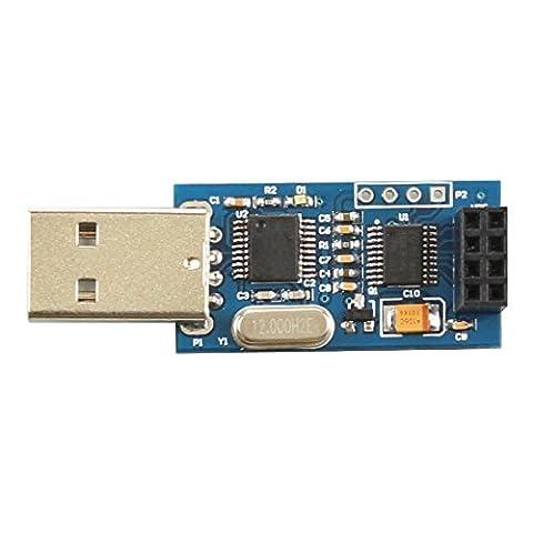 WINGONEER USB to NRF24L01 module USB wireless serial interface module