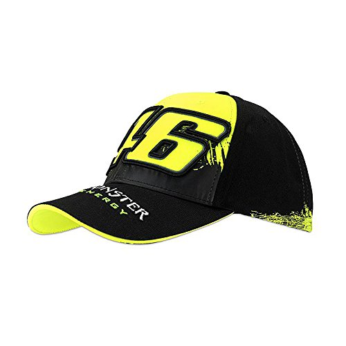Imagen de vr46 cap monza replica monster vr|46 valentino rossi official racing apparel alternativa