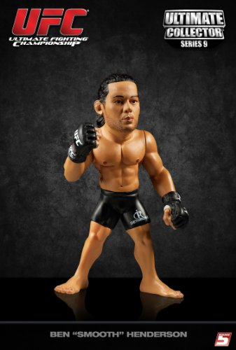 UFC Ultimate Collector Ben Smooth Henderson 15 cm Action Figure New