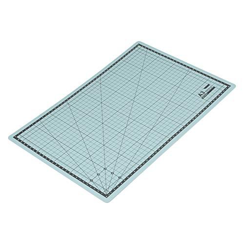 Tappetini da taglio, A3 Linee griglia in PVC Self Healing Pieghevole Tagliere Utensile da taglio per Craft Craft, 17.72 x 11.81 x 0.08 pollici