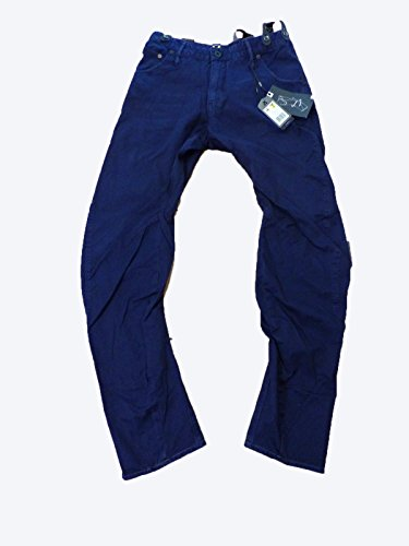 G-STAR RAW Arc 3D Herren loose tapered braces COJ Jeans (W31 / L32) -
