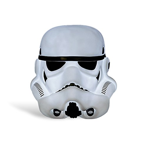 Kostüm Stormtrooper Gute - Storm Trooper 3D Mood Light Large - Wit
