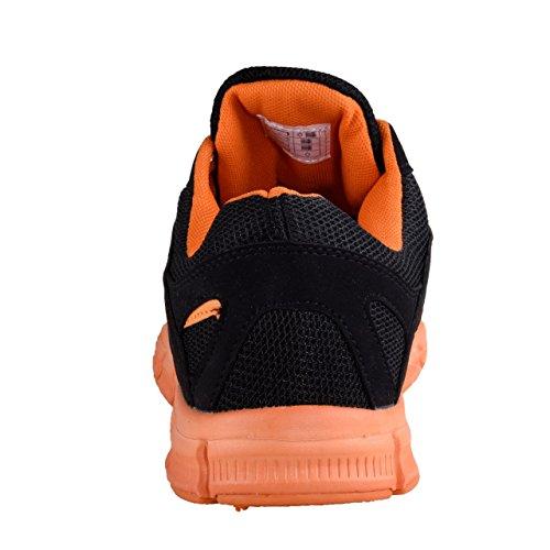 HSM Schuhmarketing , Chaussures de sport d'extérieur pour homme noir noir Noir