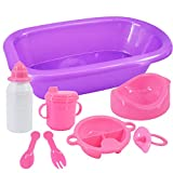 My Little Pony M.Y Baby 8 Piece Dolls Bath and Accessory Set