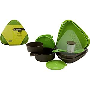 SUMMIT - 7 Piece Lunch Set - Assorted Colours