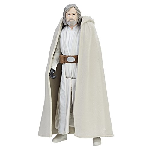 Star Wars: Episodio VIII - Los últimos Jedi - Luke Skywalker (Jedi Master) Force Link 9.5cm Figura de acción
