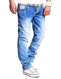 MT Styles Jeans Pantalon homme RJ-2036
