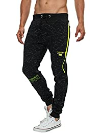 Geographical Norway Herren Trainings-Hose Freizeithose Sweat Pants