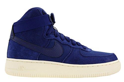 Nike Air ForceHigh Sport Entraîneur Chaussures garçon Deep Royal/Sail